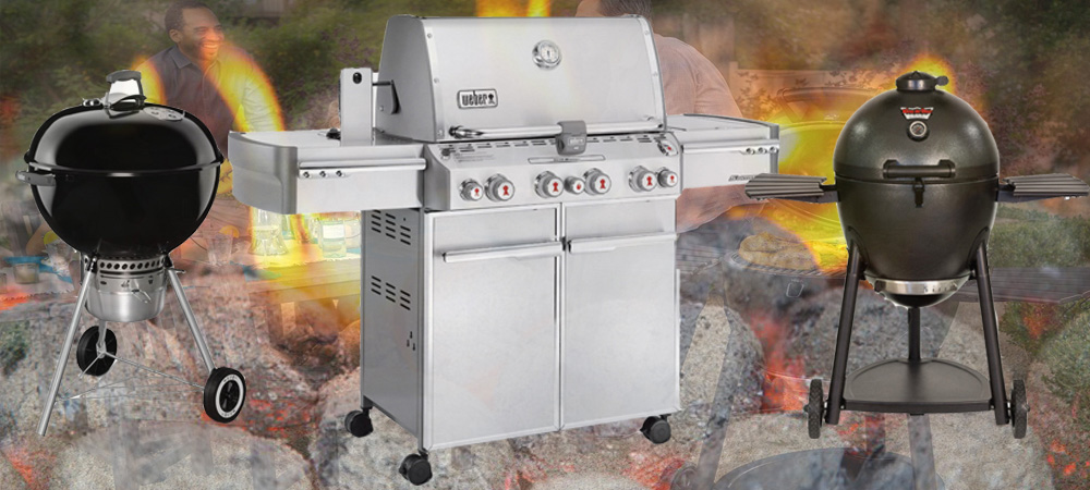 Barbecue Buying Guide