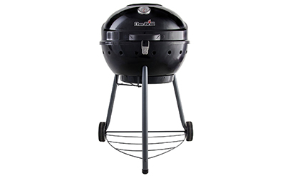 Char-Broil Kettleman 22.5-inch Charcoal Kettle Grill