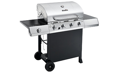 Char Broil Classic 4 Burner Gas Grill Barbecue