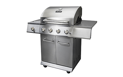 Dyna-Glo DGE Series Propane Grill 4 Burner Stainless