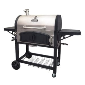 The Dyna-Glo Dual Zone Premium Charcoal Grill