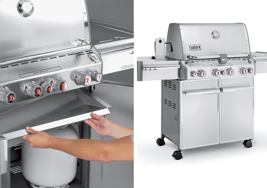 4 Best Weber Gas Grills For 2016