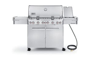 Weber-Summit-S-670-Stainless-Steel-Grill